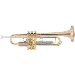 Bb-Trompete 180L Stradivarius, 180LG
