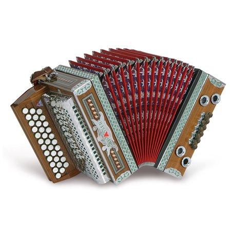 Strasser Harmonika De Luxe SE