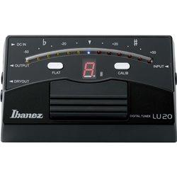 Stimmgerät Ibanez Floortuner LU20-BK (BLACK)