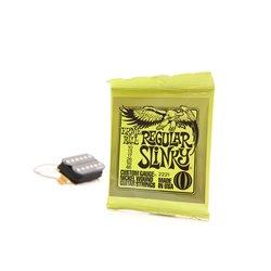 E-Gitarren Saiten 010-046 Ernie Ball - Regular Slinky