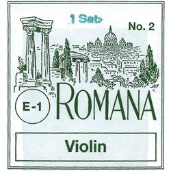 Romana Saiten für Violine
