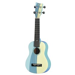 VGS Sopran Ukulele Manoa W-SO-BL