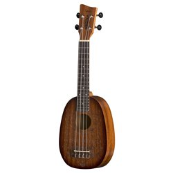 VGS Pineapple Ukulele Manoa K-PA-WHISKY