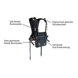 Tragevorrichtungen -Universal Flexi-Carrier für alle Trommeln