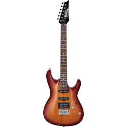 BANEZ GIO E-Gitarre Brown...